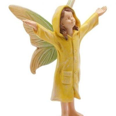 Woodland Knoll Woodland Knoll - Resin Rainy Day Fairy