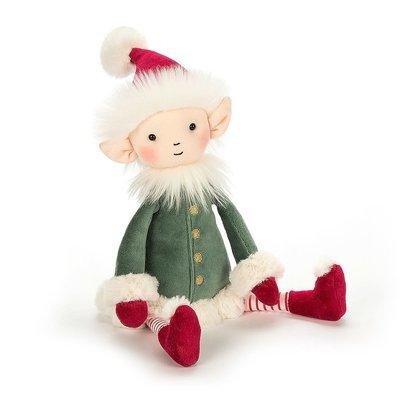 Jellycat - Jingle Jingle Jellycat - Leffy Elf - Medium