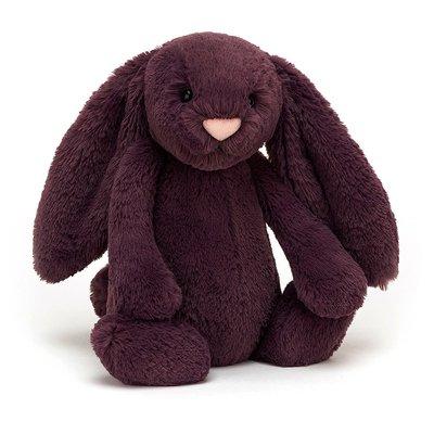 Jellycat - Bashful Jellycat - Bashful Plum Bunny - Medium