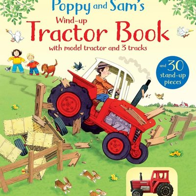 Poppy and Sam Poppy and Sam's Wind-Up Tractor Book