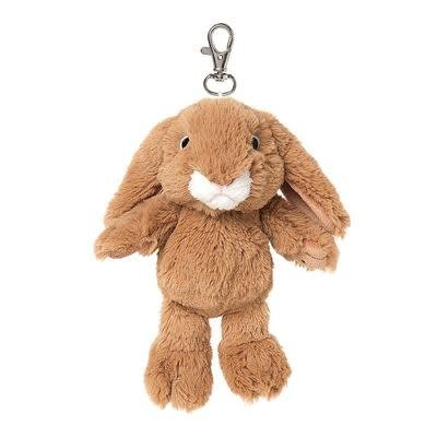 All Creatures Bag Charm Rabbit Keyring - Roise