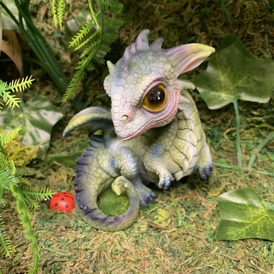 Alator Giftware Curious Hatchling Dragon - A