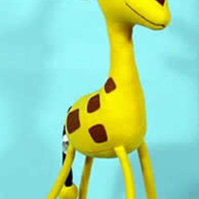 Spring Animal - Giraffe