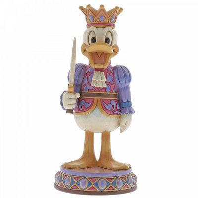 Disney Traditions Disney - Reigning Royal Donald Duck Figurine