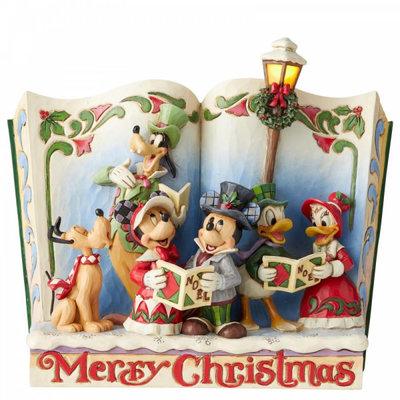 Disney Traditions Disney - Merry Christmas Carol Storybook