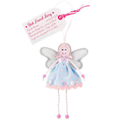 Believe You Can Best Friend Fairy