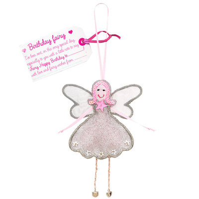 Believe You Can Birthday Fairy