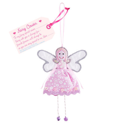 Believe You Can Cousin Fairy