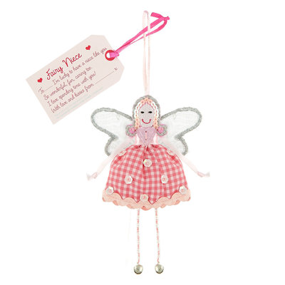 Believe You Can Niece Fairy
