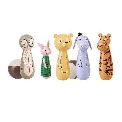 Orange Tree Toys Skittles - Classic Winnie The Pooh - Disney