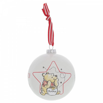Disney Enchanting Collection Disney - Winnie The Pooh Christmas Bauble