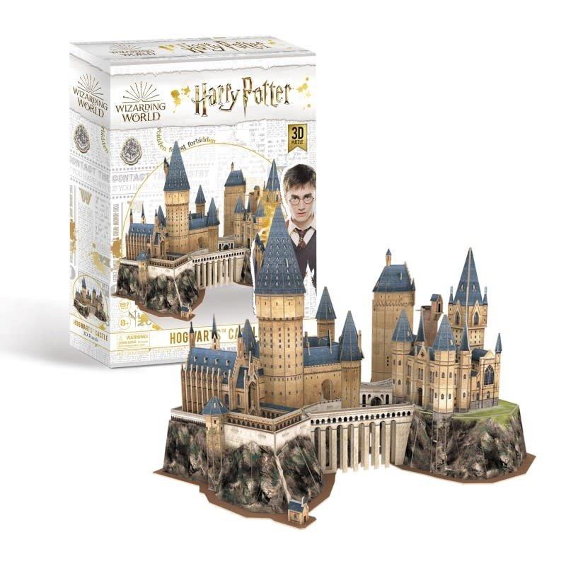 Harry Potter Harry Potter - Hogwarts Castle 3D Puzzle
