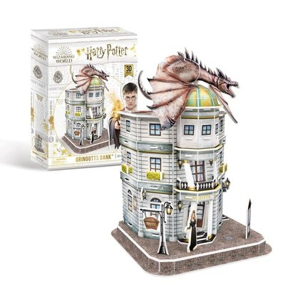 Harry Potter Harry Potter - Gringotts Bank 3D Puzzle