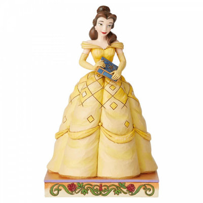 Disney Traditions Disney - Book Smart Beauty - Belle Passion