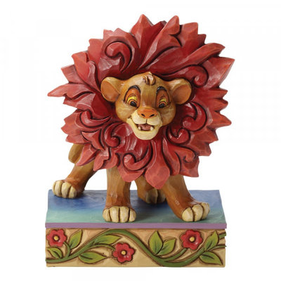 Disney Traditions Disney - Just Can't Wait to Be King -Simba (The Lion King)