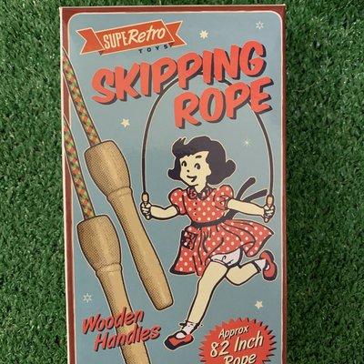 SupeRetro Toys Retro Skipping Rope