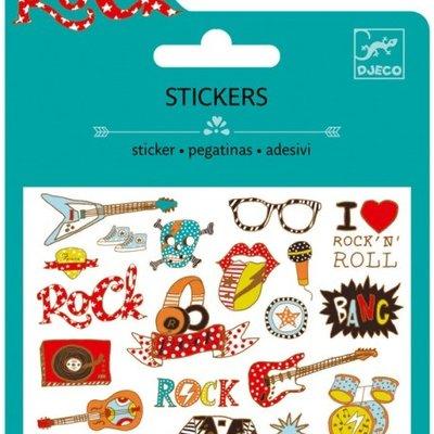 Djeco Pop & Rock Stickers