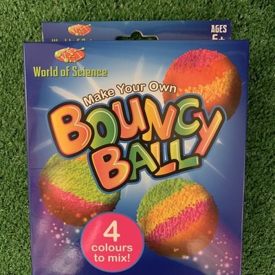 World of Science Make Your Own Bouncy Ball Kit