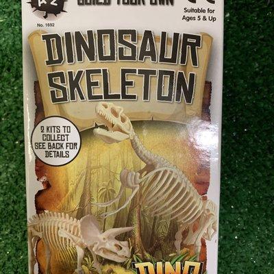 AtoZ Build Your Own Dinosaur Skeleton