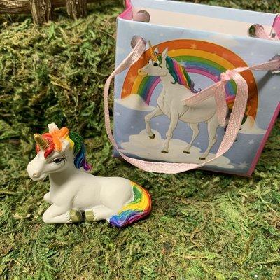 Enchanted Rainbow Unicorn in a Bag