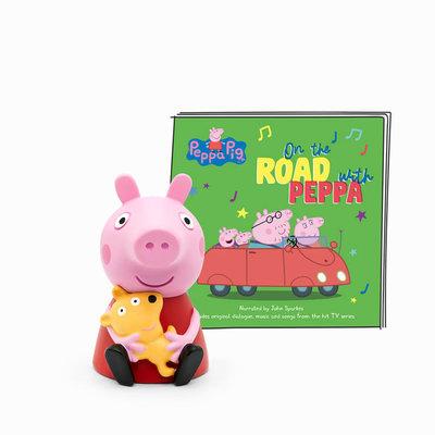 Tonies Peppa Pig On the Road with Peppa Audio Book - Tonies