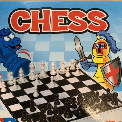 Hti Boxed Chess Game - HTI