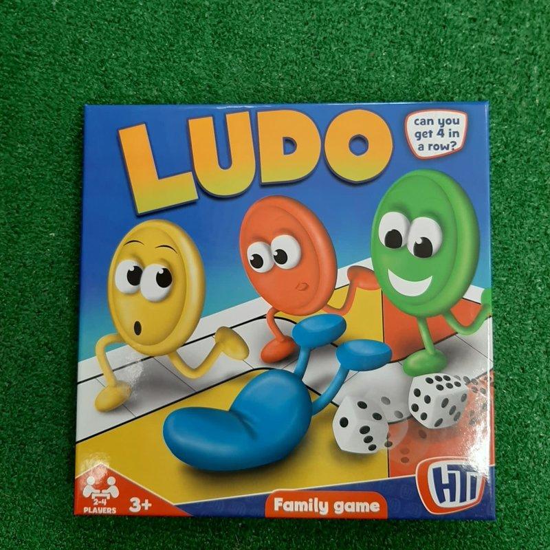 Hti Boxed Ludo Game - HTI