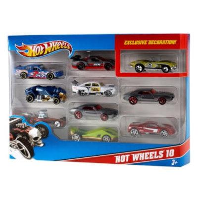 Hot Wheels Hot Wheels 10 Pack