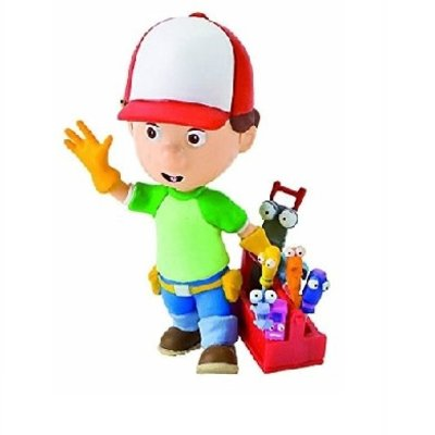 Bullyland Bullyland - Handy Manny with Toolbox