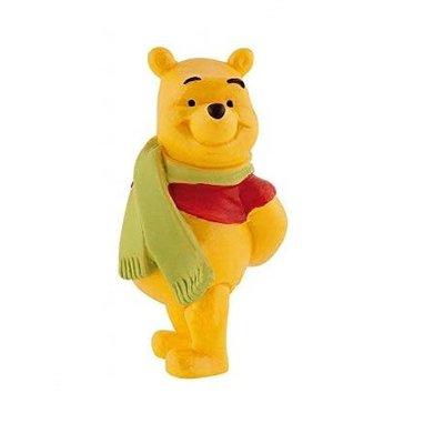 Bullyland Bullyland - Winnie the Pooh w/Scarf - Winnie the Pooh