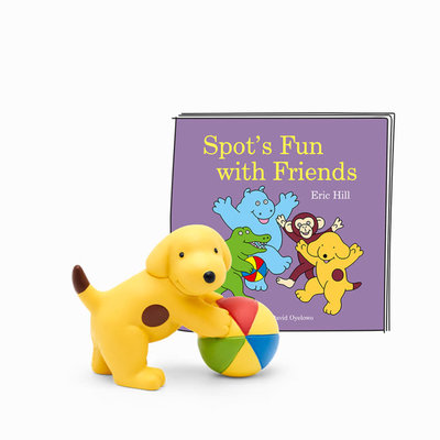 Tonies Fun with Spot - Spot's Fun with Friends Audio Book - Tonies