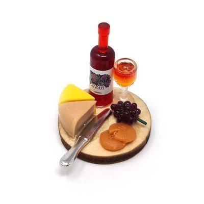 Fiddlehead Fiddlehead - Wine & Cheese Plate