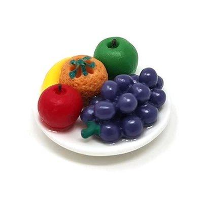Fiddlehead Fiddlehead - Plate of Fruit