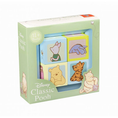 Disney Disney Classic Pooh Counting Blocks