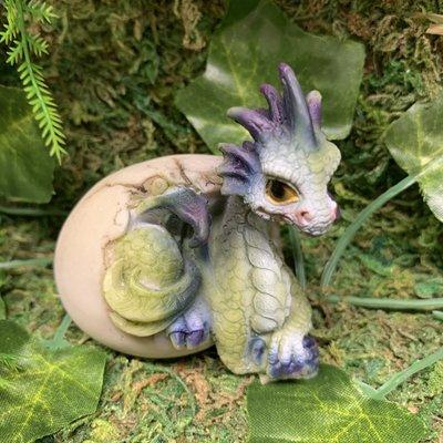Alator Giftware Dragon Hatchling Emergence - C