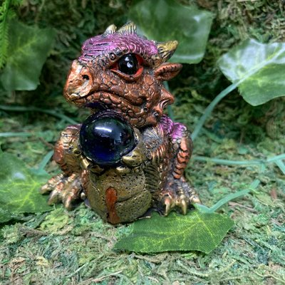 Alator Giftware Dragon Gift Pink - A