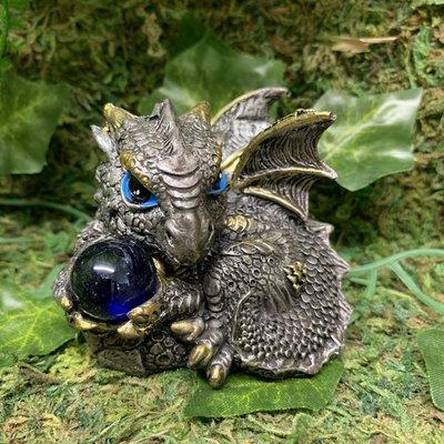 Alator Giftware Dragon Gift Silver - C