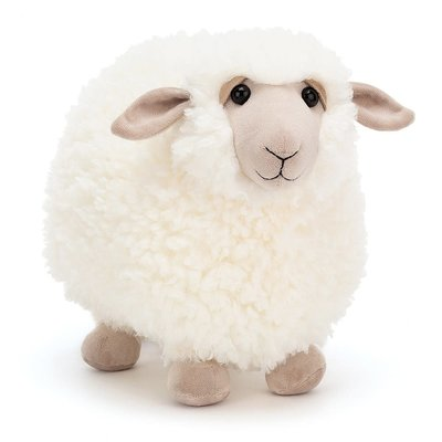 Jellycat - Little Legs Jellycat - Rolbie Sheep Cream - Medium