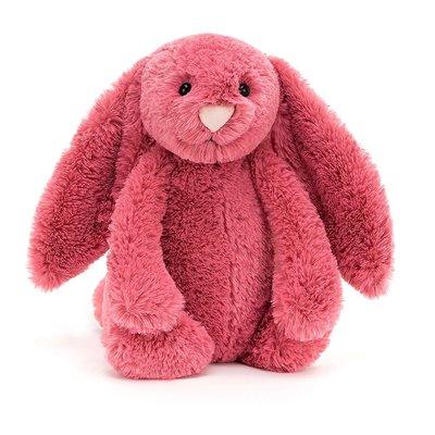 Jellycat - Bashful Jellycat - Bashful Cerise Bunny - Medium