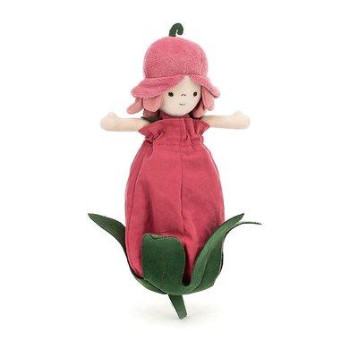 Jellycat - Spring Delights Jellycat - Rose Petalkin Doll
