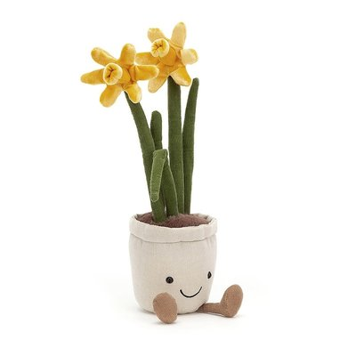 Jellycat - Fresh & Foodie Jellycat - Amuseable Daffodil