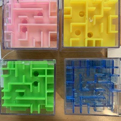 PMS Square Maze Game