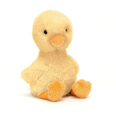 Jellycat - Spring Delights Jellycat - Diddy Duckling Yellow