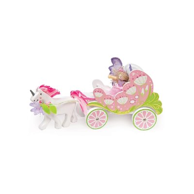 Le Toy Van Fairybelle Carriage with Unicorn and Fairy