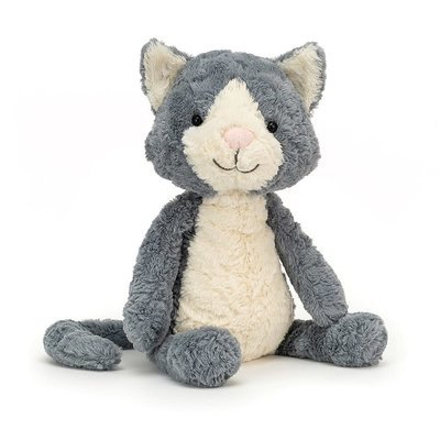 Jellycat - Super Softies Jellycat - Tuffet Cat