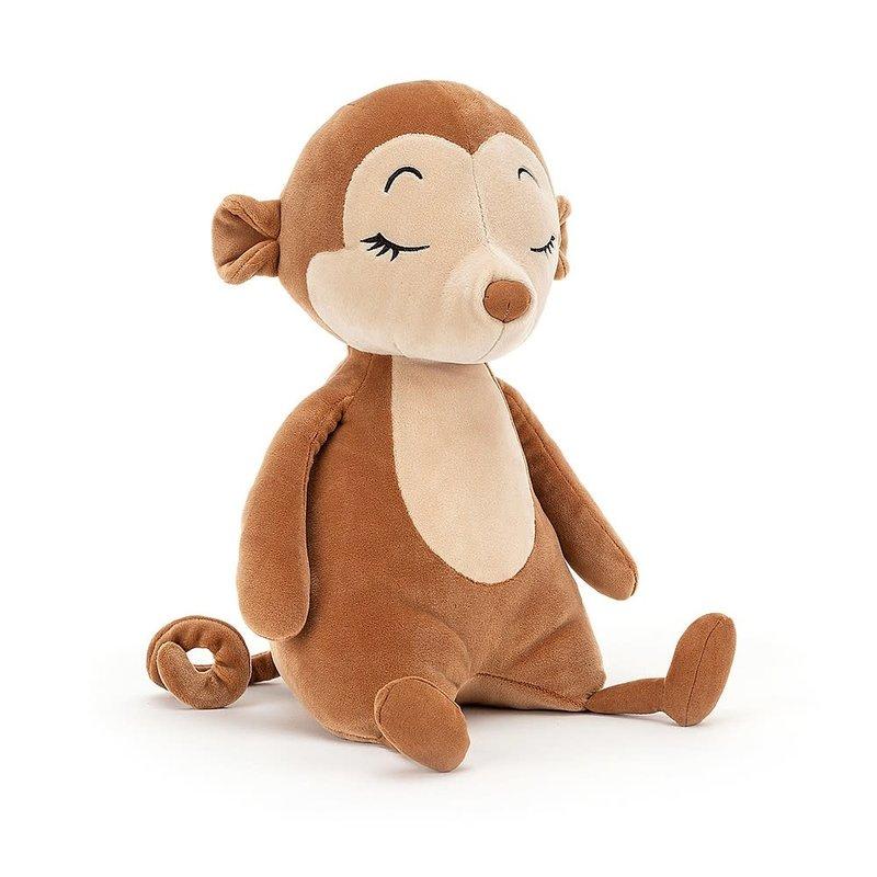 Jellycat - Little Legs Jellycat - Sleepee Monkey