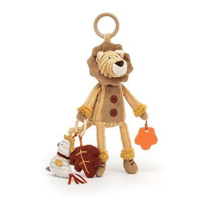 Jellycat - Activity Toy Jellycat - Cordy Roy Lion Activity Toy