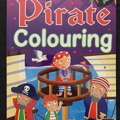 Brown Watson Bumper Pirate Colouring Book