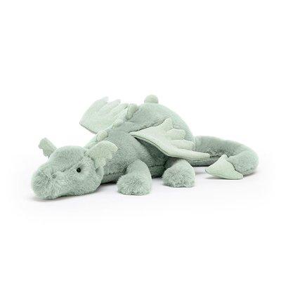 Jellycat - Beautifully Scrumptious Jellycat - Sage Dragon