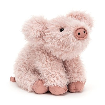 Jellycat - Super Softies Jellycat - Curvie Pig